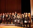 Brahms Liebeslieder Walzer Baxter Concert Hall June 2015